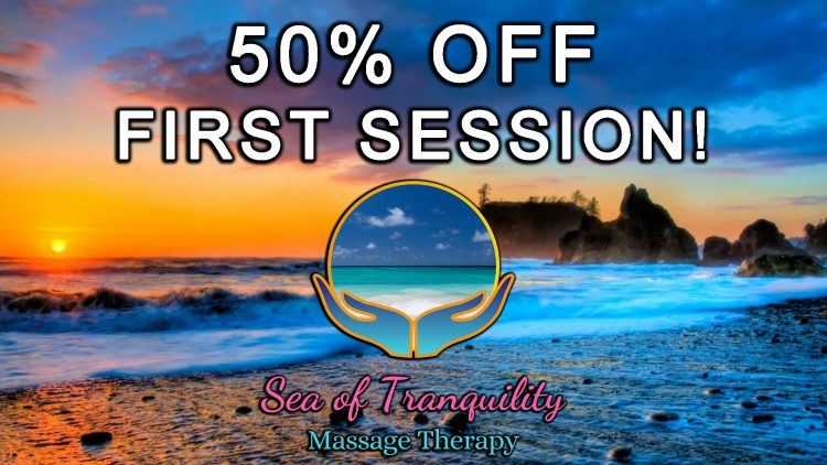 50% Off First Session!