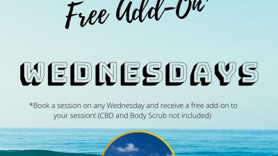 Free Add-On Wednesdays!
