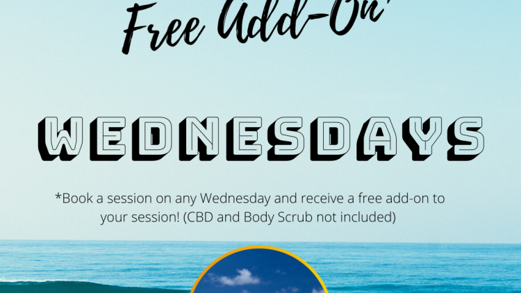 Free Add-On Wednesdays!