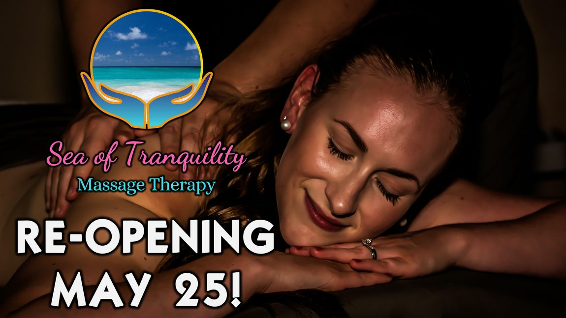 RE-OPENING May 25th!