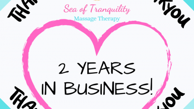 Celebrating Two Years in Business!