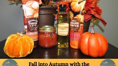 🎃 Pumpkin Spice is Back! 🎃